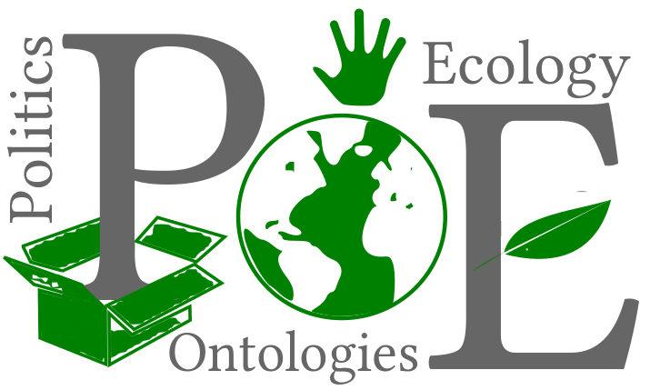 Politics Ontologies Ecology